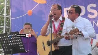 Aksi Seru Para Menteri Kabinet Kerja Bernyanyi Bersama - Net 5