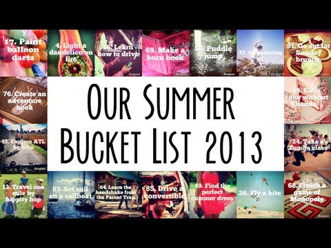 graphic regarding Tumblr Bucket Lists identify Our Summer months Bucket Record 2013 Conclusion