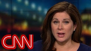 Erin Burnett details 'absurd' offer from Trump