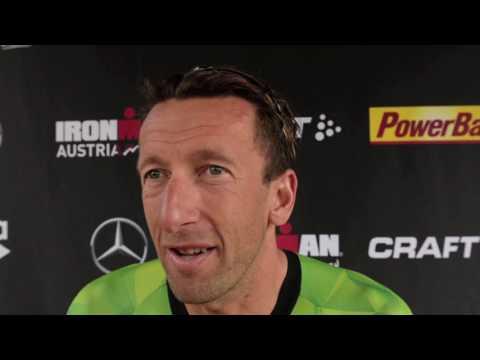 Ironman Klagefurt 2016: Marino Vanhoenacker macht jetzt Party