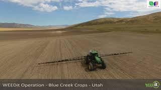 WEEDit - Blue Creek Crops, Utah