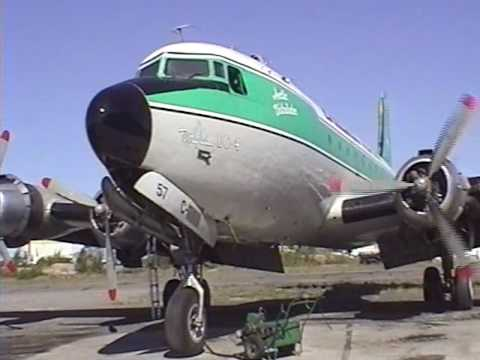 Buffalo Air C-54A Skymaster