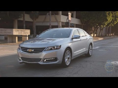 2016 Chevrolet Impala Review And Road Test