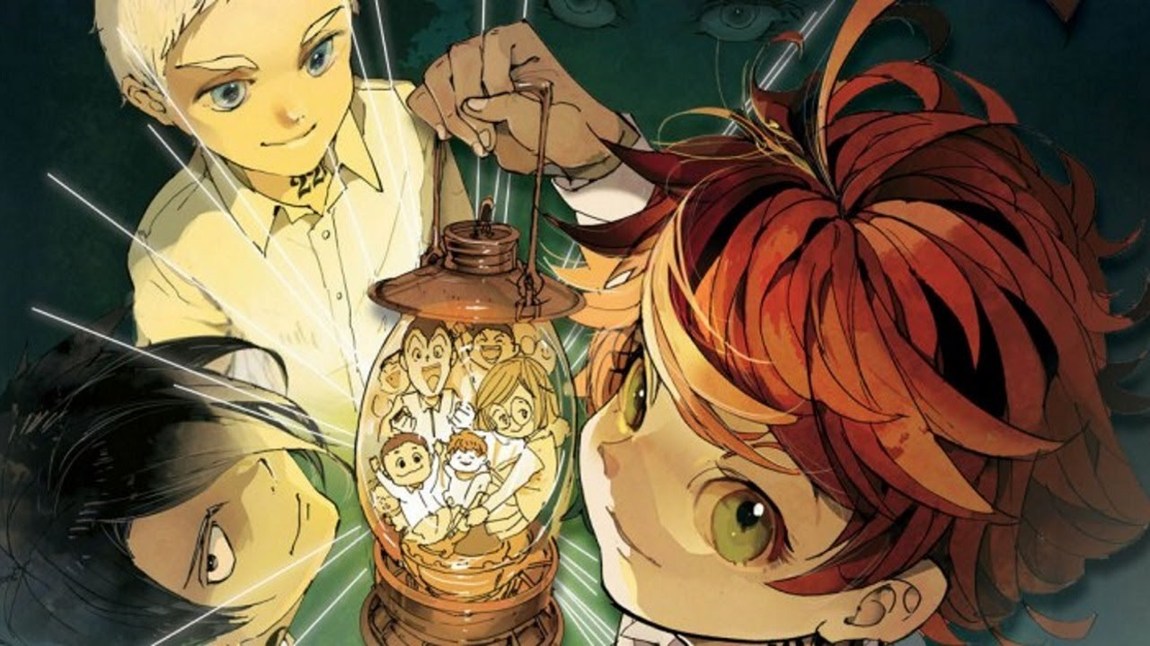 The Manga You Should Be Reading That Doesn T Yet Have An Anime The Promised Neverland
