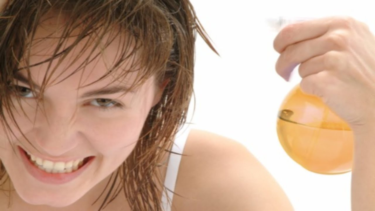 Уксус как влияет на волосы