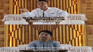 TCFC -IB|| Awareness Camp for Covid -19 || Dr.Robinson & Dr.Phungreikan ||