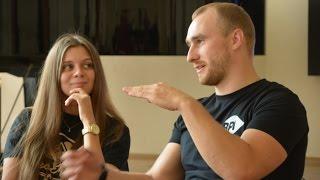 Рассказ о наших приключениях на телеканале ОТР
