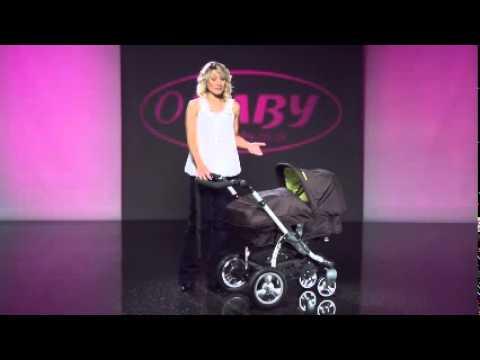 Obaby ZeZu Pramette Pushchair Features - YouTube f11dddf9b4