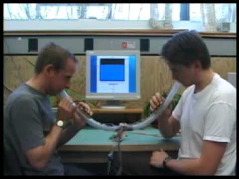 Tooka: a Two Person Flute - Video of 2004 version of Tooka being played