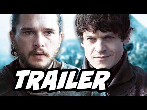 Game Of Thrones Season 6 Episode 9 Trailer Breakdown - Battle of The Bastards