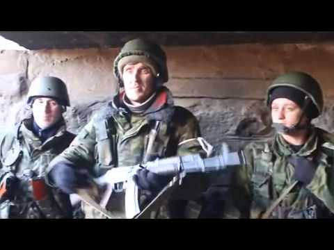 Large forces troops DNR keep the boiler Debaltseve 15 02 2015.Ukraine News,war Today!
