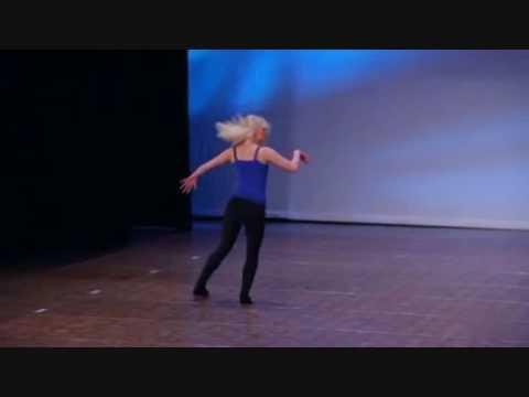 Kayla radomski audition(HD)