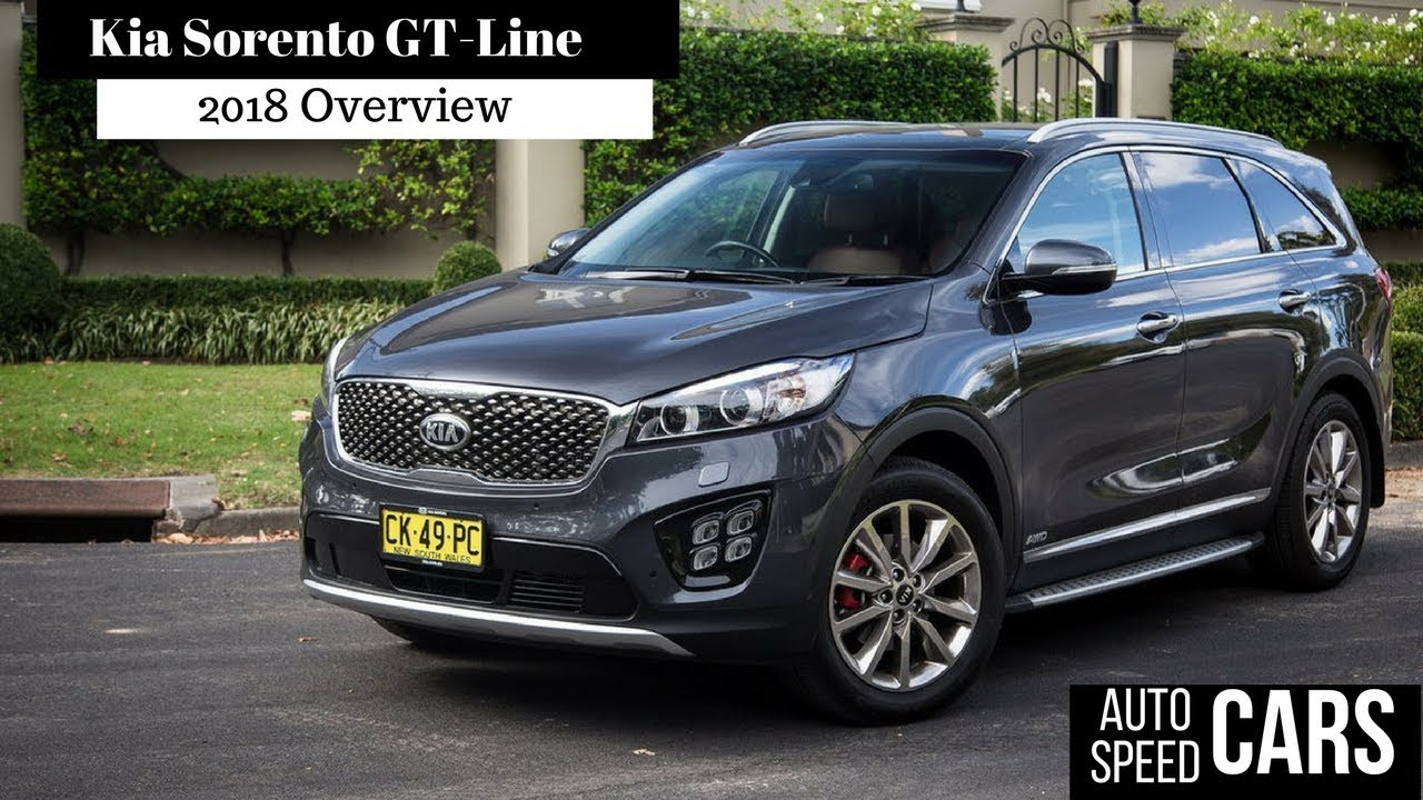 2017 Kia Sorento GT-Line REVIEW - YouTube
