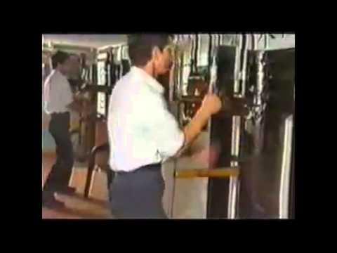 Wing Tsun Kung Fu - Sifu Máday Norbert 1989 fabábu gyakorlat letöltés
