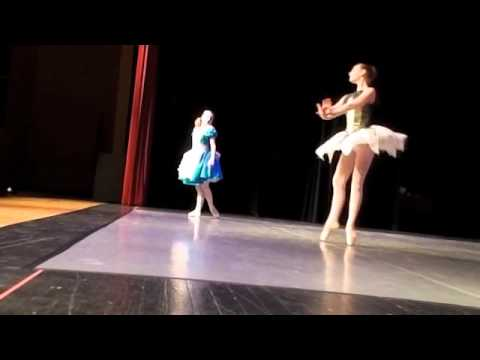 Maine State Ballet Performs Scenes from Alice in ...