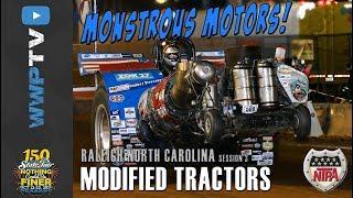Carolinas Tractor Pull at North Carolina State Fair, October