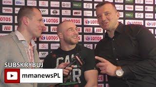 Mateusz Rębecki: Szybka walka w FEN lub pojedynek za granicą