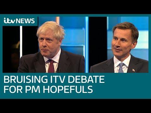 Boris Johnson and