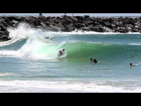 The Wedge, Newport Beach, Ca. 4-28-14