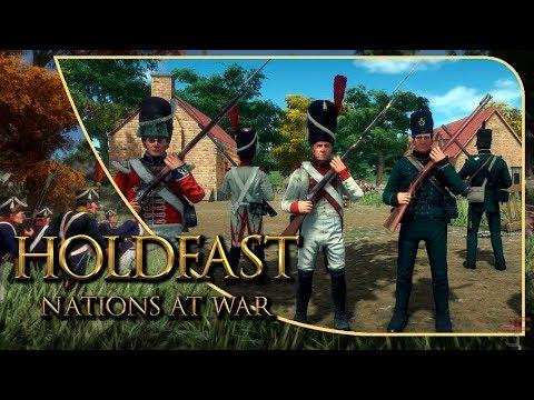 Holdfast: Nations At War en Español - EN LA PRIMERA LÍNEA