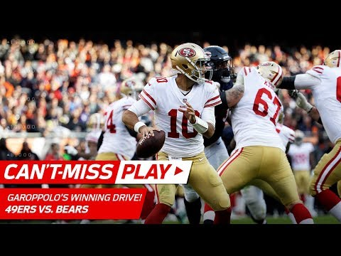 Jimmy Garoppolo Leads Game-Winning 92-Yd Drive! | Can