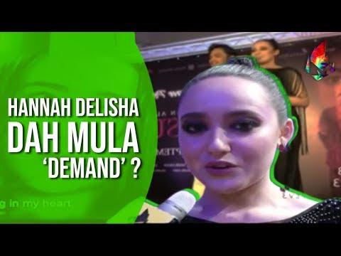 Hannah Delisha ada 2 single terbaru | Melodi 2018