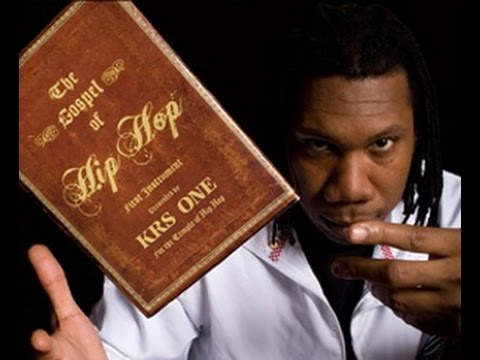 KRS-One Teaches The Meaning Of The Word Hiphop(40 years of Hiphop)