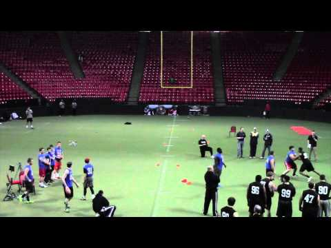 2015 BSN National Scouting Combine - Field Goal Competition