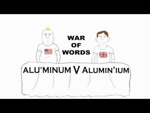 Us vs Uk Aluminum / Aluminium