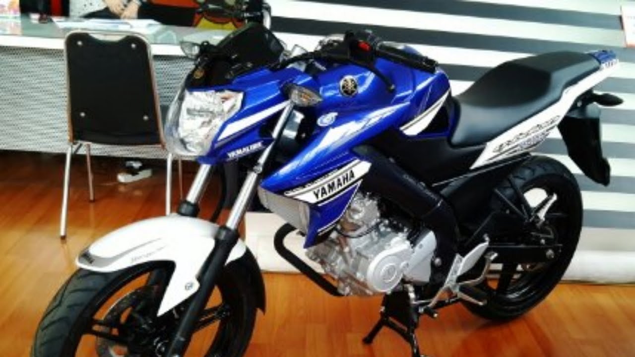 2014 Yamaha Vixion MotoGP livery in Indonesia - MotoMalaya