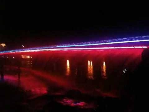 Cầu Ánh Sao ở Phú Mỹ Hưng
