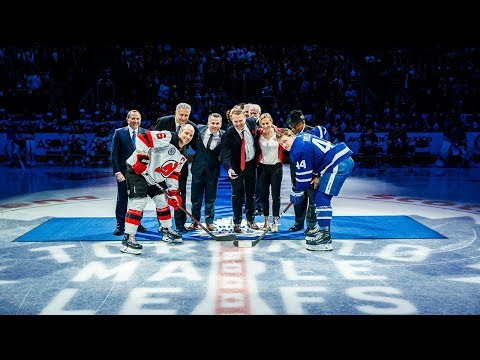 Hockey legends greet 2018 Hall of Fame inductees in Toronto