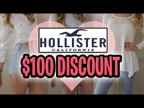$100 Hollister Promo Code 2020 🛍️  FREE Hollister Discount In Under 5 Minutes! JULY 2020! 🛍️