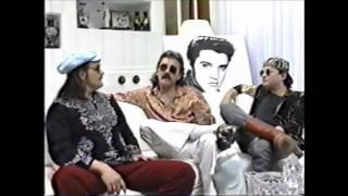 Funny MEN WITHOUT SHAME interview from WAY BACK.