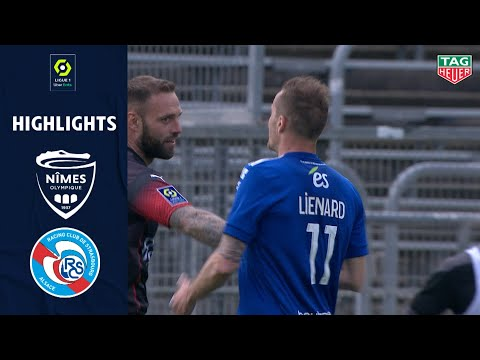 Nimes Strasbourg Goals And Highlights