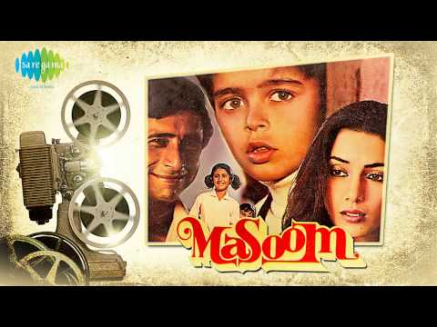 Tujhse Naraz Nahi Zindagi (Make) – Full song | Anup Ghosal | Masoom [1983]