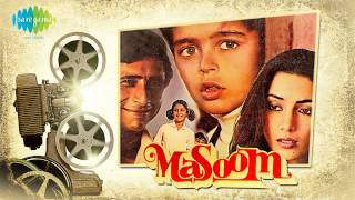Tujhse Naraz Nahi Zindagi (Make) – Full song | Anup Ghosal | Masoom [1983]