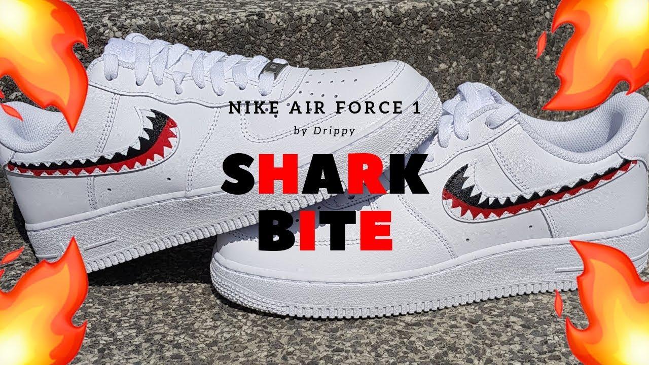 FULLY CUSTOM Nike Air Force 1 Low