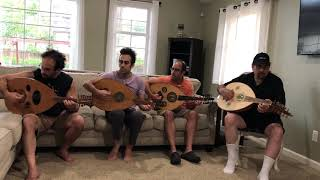 Abud Brothers Arabic Music - Oud Jam / Lebanese Song