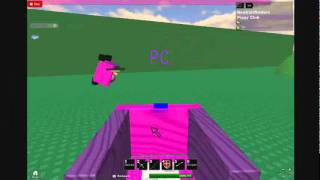ROBLOX Pig Chariot Spinning