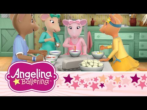 🎈🏠 The Most Popular Angelina Ballerina Episodes (1 Hour)