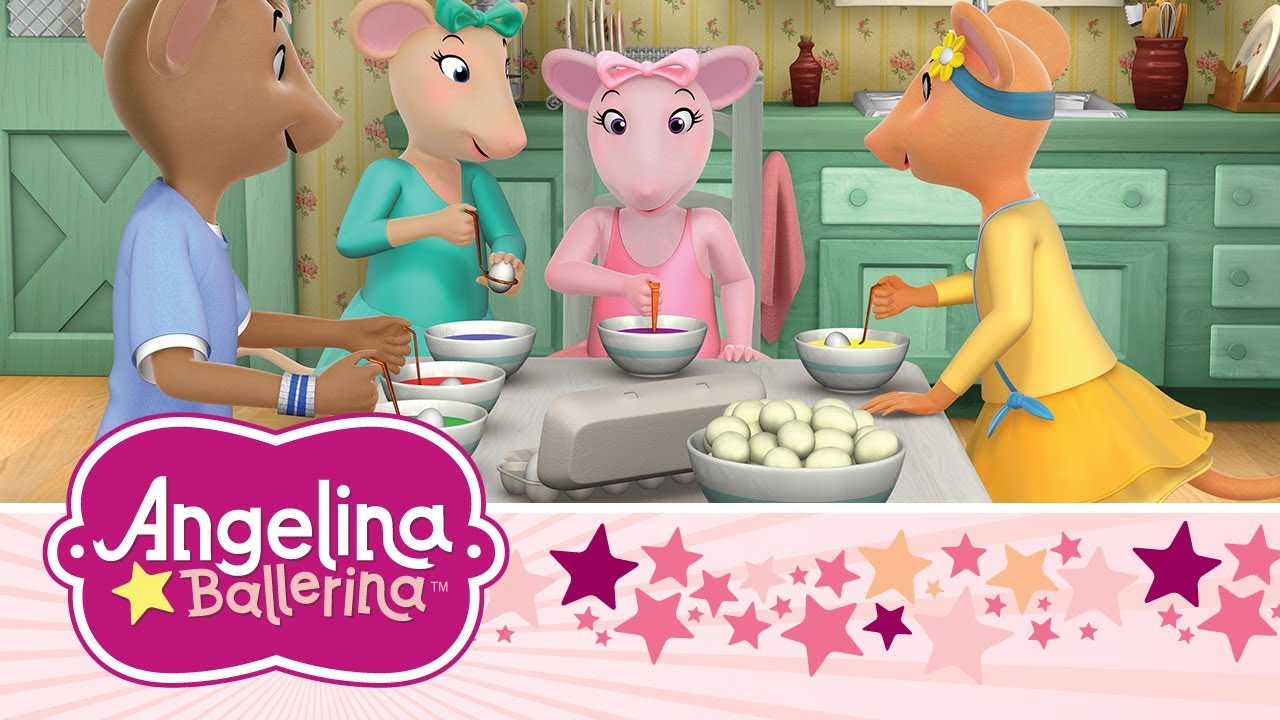 Download 🎈🏠 The Most Popular Angelina Ballerina Episodes (1 Hour)