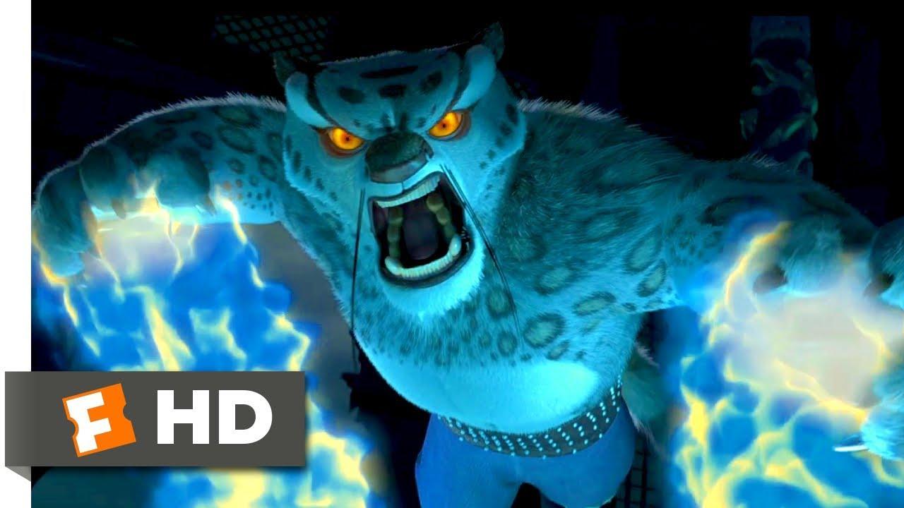 Kung Fu Panda (2008) – Tai Lung's Revenge Scene (8/10) | Movieclips