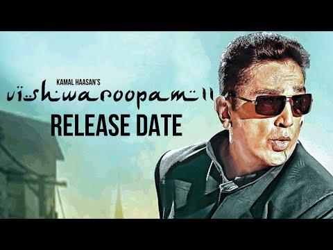 HOT: Vishwaroopam 2 Release Date Announced! | Kamal Haasan