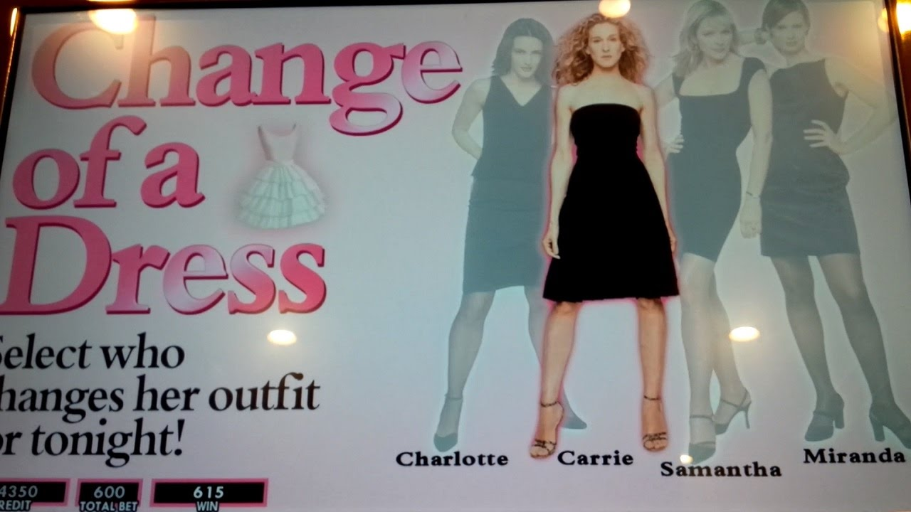 watch change of a dress sex and the city in Kalgoorlie