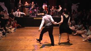 Download Video Swing Train Festival 2016 | Jb & Tatiana - Impro on Hot Sugar band MP3 3GP MP4