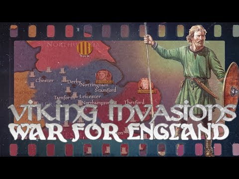 Vikings: War for England - Danelaw DOCUMENTARY