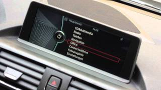 BMW App- und iPhone/iPod-Integration
