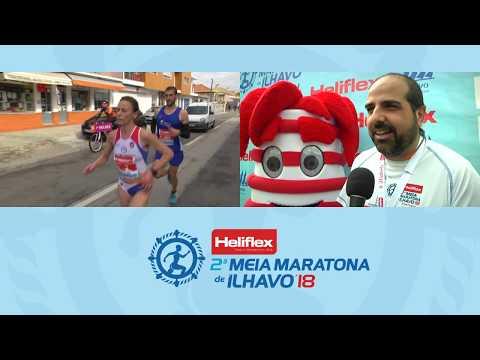 Resumo alargado da Heliflex 2ª Meia Maratona de Ílhavo