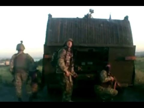 Ukraine war: Real Ukrainian army life on stream - Hitting terrorists (Donbass Donetsk)